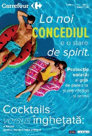 Carrefour - La noi concediul e o stare de spirit | 10 Iunie - 04 August