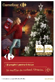 Carrefour - Pregatiri pentru Craciun | 19 Noiembrie - 03 Ianuarie