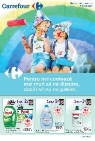 Carrefour - Produse pentru curatenie | 05 Noiembrie - 18 Noiembrie