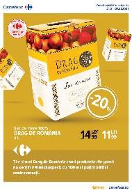 Carrefour - Drag de Romania | 20 Ianuarie - 27 Ianuarie
