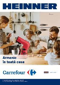 Carrefour - Oferte Heinner | 08 Septembrie - 08 Octombrie