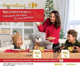 Carrefour - Jucarii | 12 Noiembrie - 02 Decembrie