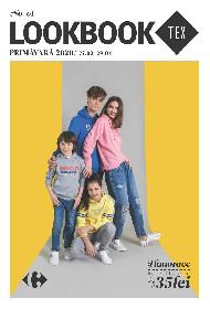 Carrefour - Moda Tex de Primavara | 27 Februarie - 29 Martie