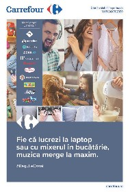 Carrefour - Produse non-food marca proprie  | 11 Iunie - 24 Iunie