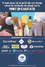 Carrefour - Produse marca proprie | 06 Februarie - 19 Februarie
