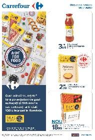 Carrefour - Produse alimentare marca proprie  | 11 Iunie - 24 Iunie