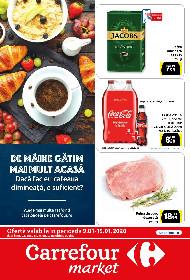 Carrefour - Oferte Market | 09 Ianuarie - 15 Ianuarie