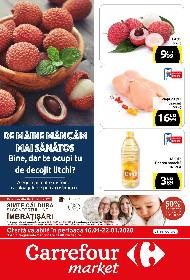 Carrefour Market - Oferte alimentare si nealimentare | 16 Ianuarie - 22 Ianuarie
