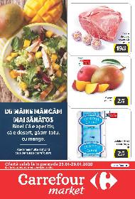 Carrefour market - Oferte alimentare si nealimentare | 23 Ianuarie - 29 Ianuarie