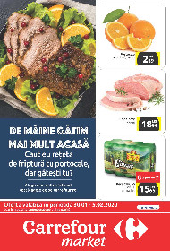 Carrefour - Oferte Market | 30 Ianuarie - 05 Februarie