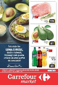 Carrefour market- Oferte alimentare si nealimentare | 06 Februarie - 12 Februarie