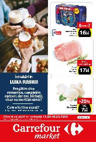 Carrefour Market - Oferte speciale cu Card Plus | 12 Martie - 18 Martie