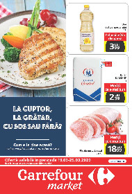 Carrefour - Oferte Market | 19 Martie - 25 Martie