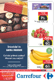 Carrefour - Oferte alimentare si nealimentare | 05 Martie - 18 Martie