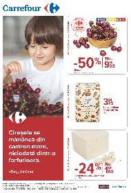 Carrefour - Oferte alimentare si nealimentare | 11 Iunie - 24 Iunie
