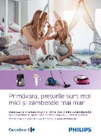 Carrefour - Oferte Philips | 08 Aprilie - 05 Mai