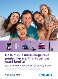 Carrefour - Oferte Speciale Philips | 16 August - 30 Septembrie