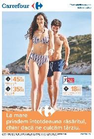 Carrefour - Articole pentru plaja | 12 Iunie - 29 Iulie