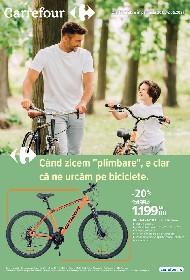 Carrefour - Sport & outdoor | 20 Mai - 02 Iunie
