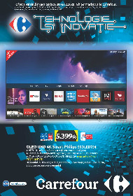 Carrefour -Electronice si electrocasnice la pret redus | 23 Ianuarie - 05 Februarie