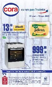 Cora - 20% reducere la orice produs electrocasnic si ingrijire personala | 31 Martie - 13 Aprilie