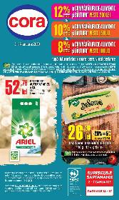 Cora - 12% reducere prin tichet Cora la alimente si bauturi de peste 200 de lei | 02 Ianuarie - 14 Ianuarie