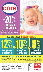 Cora - 12% reducere la cumparaturi de peste 200  lei | 26 Februarie - 10 Martie
