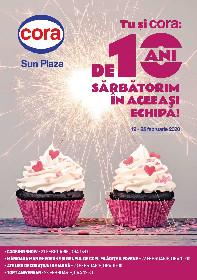 Cora - Oferte aniversare Cora Sun Plaza | 19 Februarie - 25 Februarie