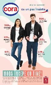 Cora - Moda de vara | 28 Aprilie - 25 Mai