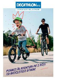 Decathlon - Biciclete BTWIN 2020 | 01 Martie - 31 Decembrie