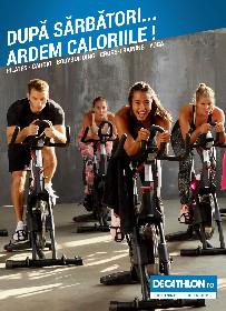 Decathlon - Fitness 2020 | 13 Ianuarie - 31 Decembrie