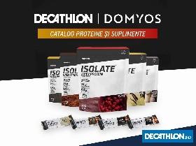 Decathlon - Proteine si suplimente | 26 Iunie - 31 Decembrie