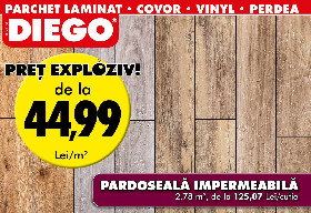 Diego - Oferte irezistibile Martie 2020 | 01 Martie - 31 Martie