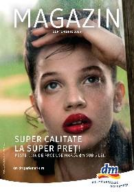 DM Drogerie Markt - Super calitate la super pret! | 17 Septembrie - 06 Octombrie