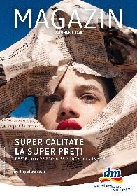 DM Drogerie Markt - Super calitate la super pret | 09 Octombrie - 27 Octombrie