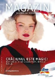 Dm Drogerie Markt - Craciunul este magic! | 10 Decembrie - 05 Ianuarie