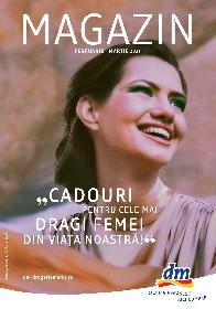 DM Drogerie-Markt- Cadouri pentru cele mai dragi femei | 25 Februarie - 16 Martie