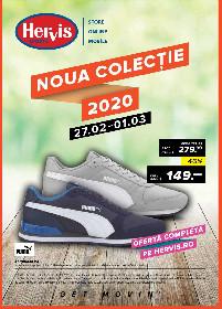 Hervis Sports - Noua Colectie 2020 | 27 Februarie - 01 Martie