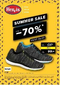 Hervis Sports - Summer sale! Reduceri de pana la 70% | 09 Iulie - 22 Iulie