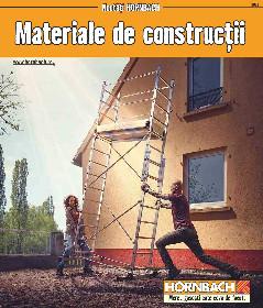 Hornbach - Materiale de constructii | 13 Aprilie - 12 Mai