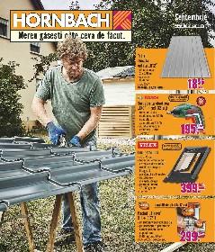 Hornbach - O toamna plina de proiecte | 31 August - 04 Octombrie