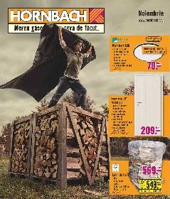 Hornbach - Pregatiri pentru iarna | 02 Noiembrie - 01 Decembrie