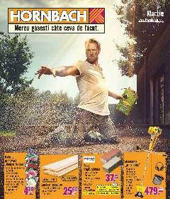 Hornbach - O primavara plina de proiecte | 01 Martie - 04 Aprilie
