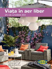 IKEA - Viata in aer liber   01 Ianuarie - 31 August