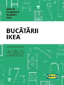 IKEA - Ghid de cumparare Bucatarii | 27 August - 30 Iunie