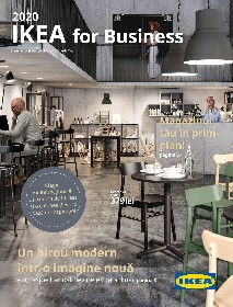 IKEA - For Business | 27 August - 30 Iunie