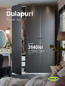IKEA - Dulapuri 2020 | 27 August - 30 Iunie