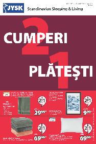Jysk - Cumperi 2  platesti 1 | 27 Februarie - 04 Martie