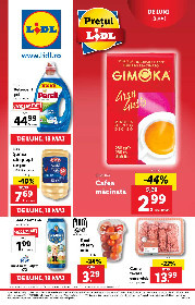 Lidl - Acum ai SUPER WEEKEND!!! | 18 Mai - 24 Mai