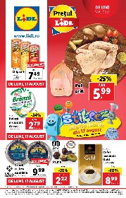 Lidl - Delicatese exotice in stil asiatic | 17 August - 23 August